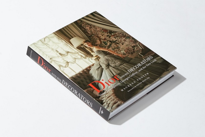 Are You a Dior Fan? Then This Book is For You dior Are You a Dior Fan? Then This Book is For You Dior Cover Sideview