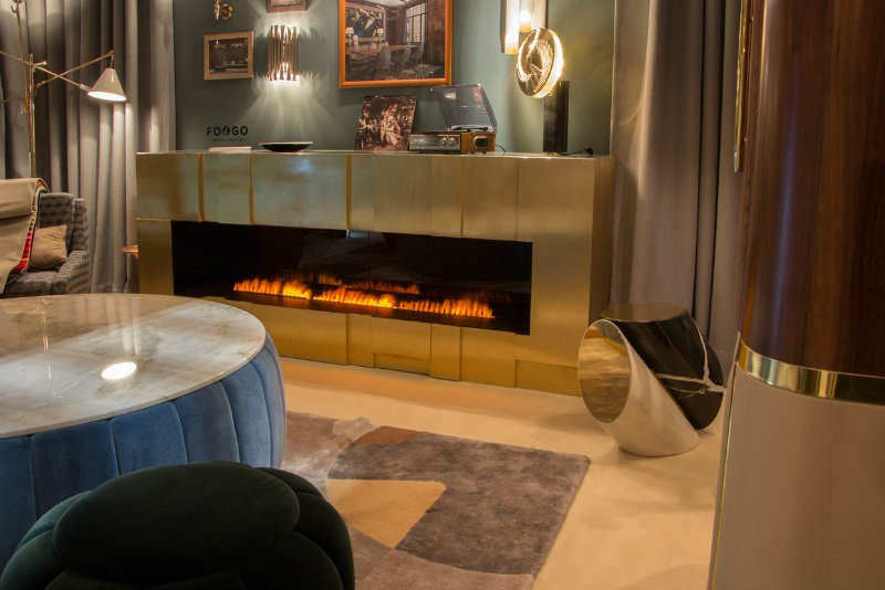 Amazing Fireplaces To Spice Up Your Winter! amazing fireplaces Amazing Fireplaces To Spice Up Your Winter! FoogoFireplace2