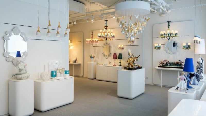 Covet Group Will Be Present at Lladró's New Showroom in New York! new york Lladró Is Opening an Amazing High Porcelain Showroom in New York IMG 4023