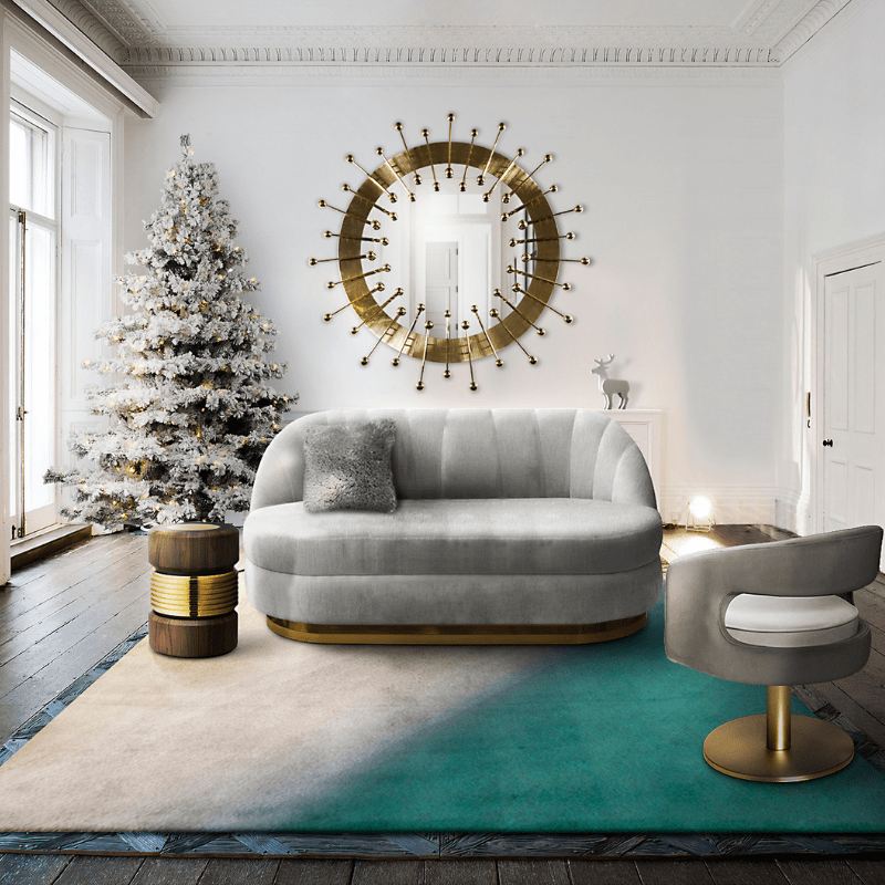 Christmas Mid-Century Inspirations For your Home christmas Some Christmas Mid-Century Inspirations For your Home For that Mid Century Modern Home that is All We Want for Christmas 4
