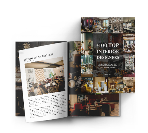 Ebook top +100 interior designers The Best Interior Designers of Chicago cover top 100book v2