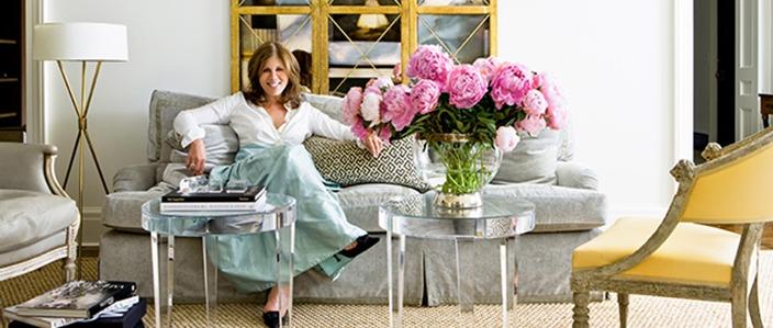 Suzanne Kasler Suzanne Kasler – One of the nation's most popular designers 17