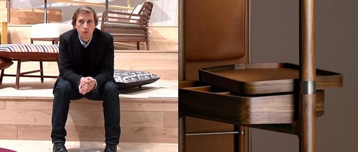 Philipe Nigro phillipe nigro Les Nécessaires d'Hermès collection designed by Philippe Nigro designer nigro