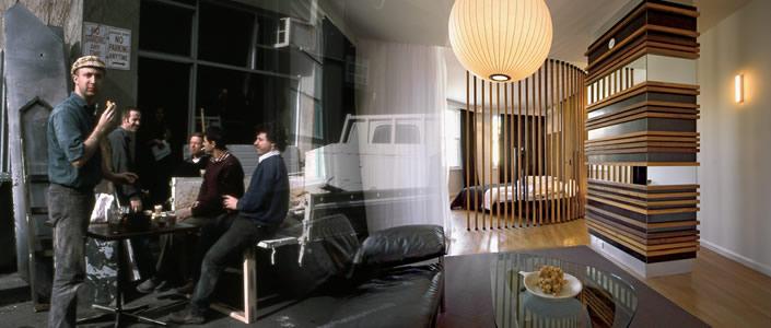 BEST INTERIOR DESIGNER: SIX DEGREES ARCHITECTS 6 degrees architects header