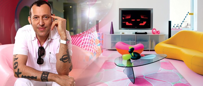 Interview with Karim Rashid karim rashid header