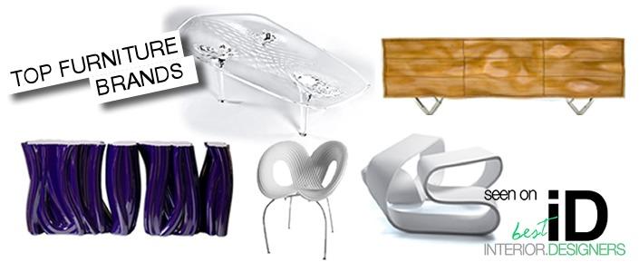 TOP FURNITURE BRANDS: LUXURY FURNITURE DESIGN tfb luxury furniturel header