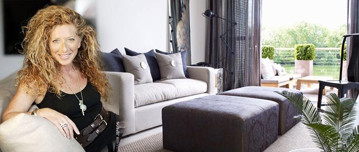 Leading Interior Designer Kelly Hoppen