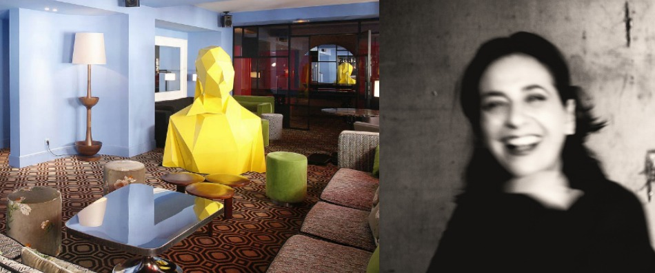 India Mahdavi: cinematique twist to interior design  india mah feature