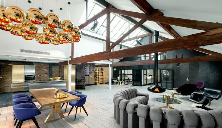 5 Interior Design looks for Fall 2014 by our favorite Interior Designers tom dixon metropolitan wharf london1