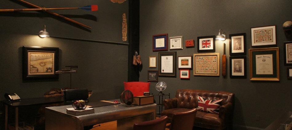 Best Interior Designers Texas: Stephanie Nix officemain