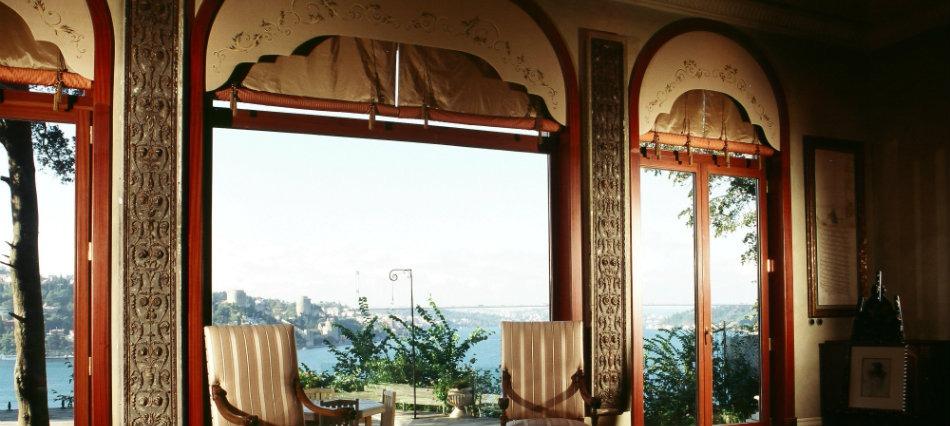 Best Interior Designers | Zeynep Fadıllıoglu Design Kandilli Villa