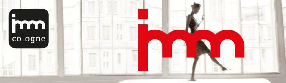 IMM COLOGNE OPENS THE NEW YEAR IN INTERIOR DESIGN IMM15
