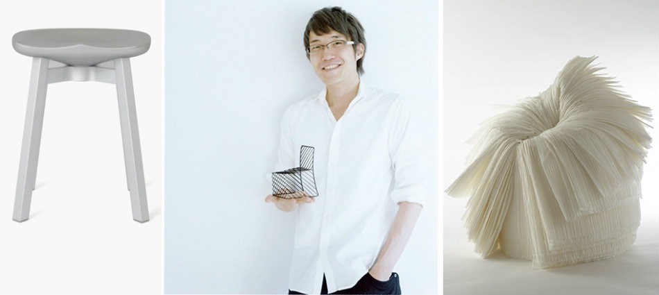 Oki Sato | Maison & Objet Designer of the Year 2015 best interior designers designer of the year nendo