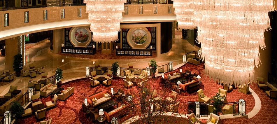 Best Interior Designers | HOK best interior designers hok futianshangrila