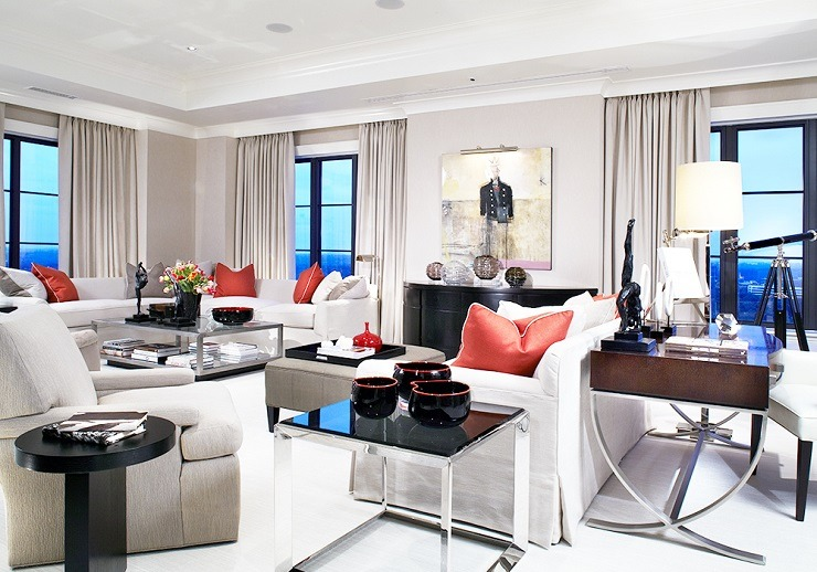 100 Decorating Tips From Best Interior Designers 6/10 Stan Topol