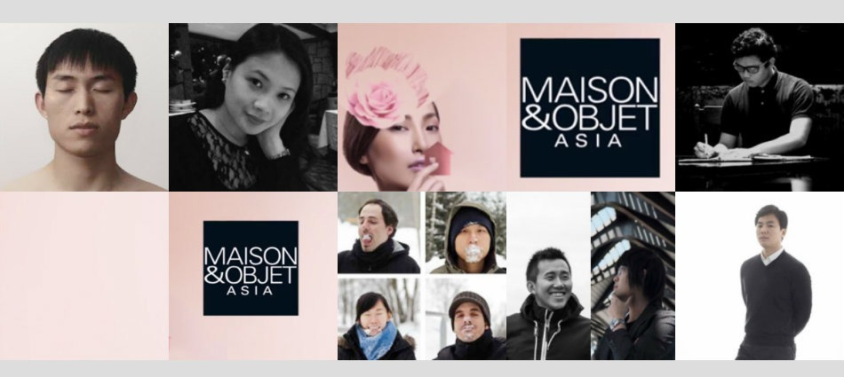 Maison & Objet Asia | Raising Asian Talents raising talents