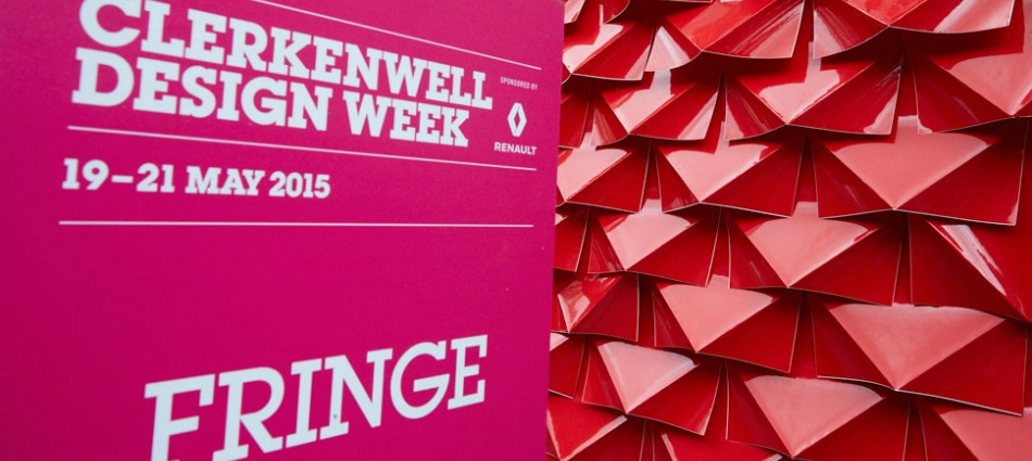 Top up-and-coming design talents at Clerkenwell Design Week 150519 CDW15 0703