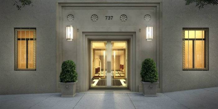 Best Interior Designers Project | 737 Park Avenue Condominiums by Jed Johnson Associates