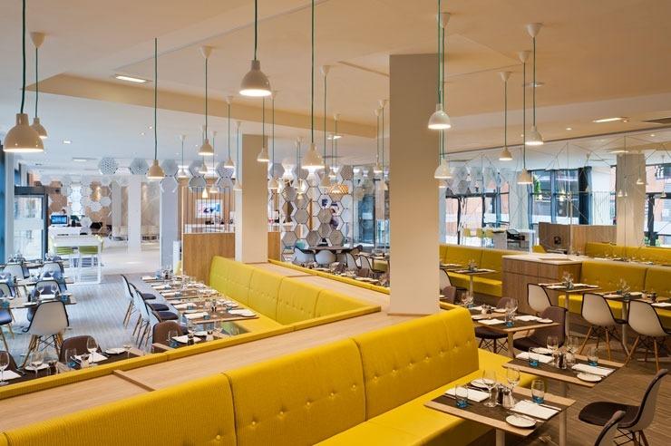 Blacksheep  interior designers 10 London Interior Designers That Will Amaze You Blacksheep NovotelManchester 04 740x492