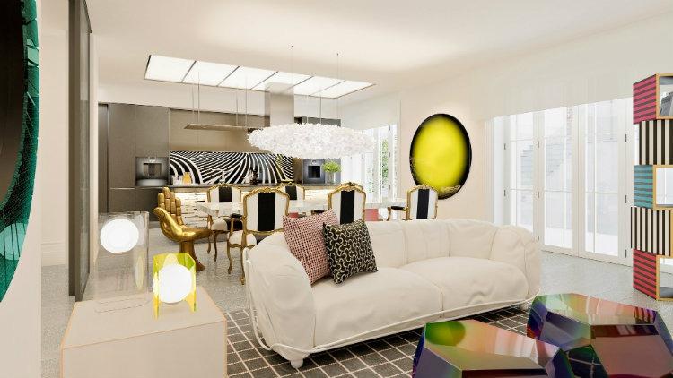 Top Interior Designer Pedro Peña's Amazing Projects