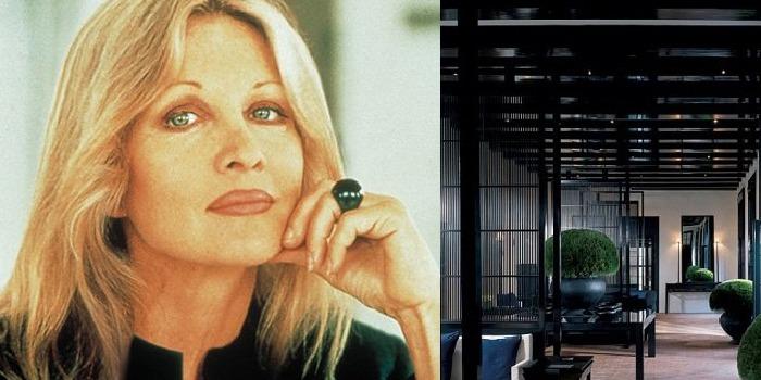 Best Interior DesignerAnouska Hempel  Best Interior Designer*Anouska Hempel Best Interior DesignerAnouska Hempel