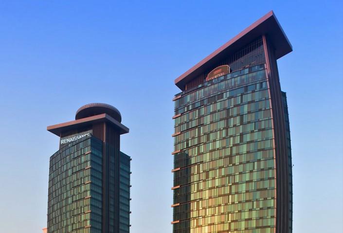 Best Interior Designer* The Parker Company Renaissance Courtyard Doha e1435068079672