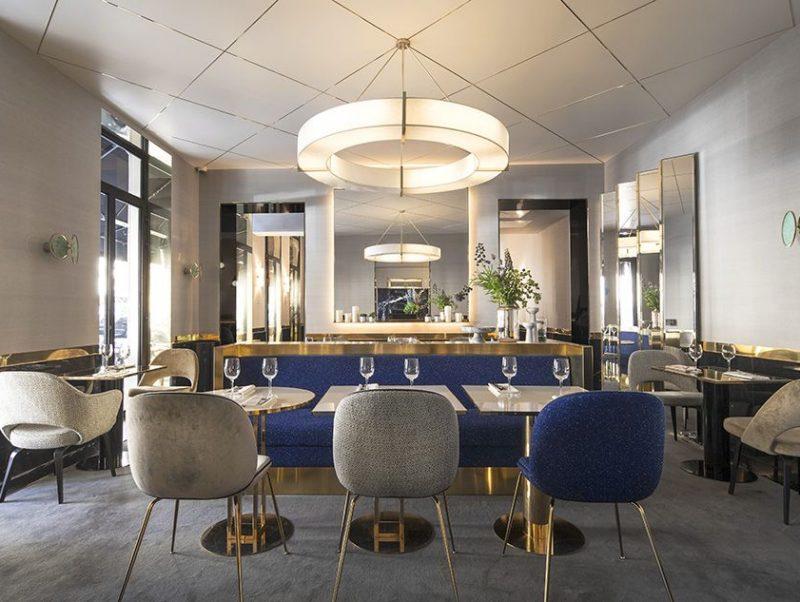 Best Interiors by Rodolphe Parente rodolphe parente Best Interiors by Rodolphe Parente Rodolphe Parente Restaurant Yeels 800x602