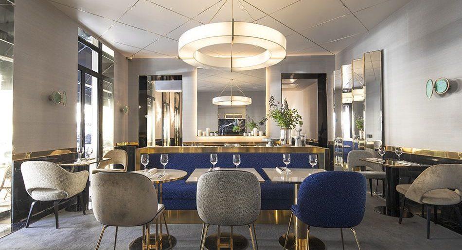 Best Interiors by Rodolphe Parente rodolphe parente Best Interiors by Rodolphe Parente Rodolphe Parente Restaurant Yeels 950x516