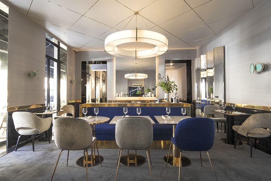 Best Interiors by Rodolphe Parente rodolphe parente Best Interiors by Rodolphe Parente Rodolphe Parente Restaurant Yeels