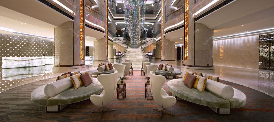 Top Interior Designers | Hirsch Bedner Associates California 2607 JW Marriott Macau 2