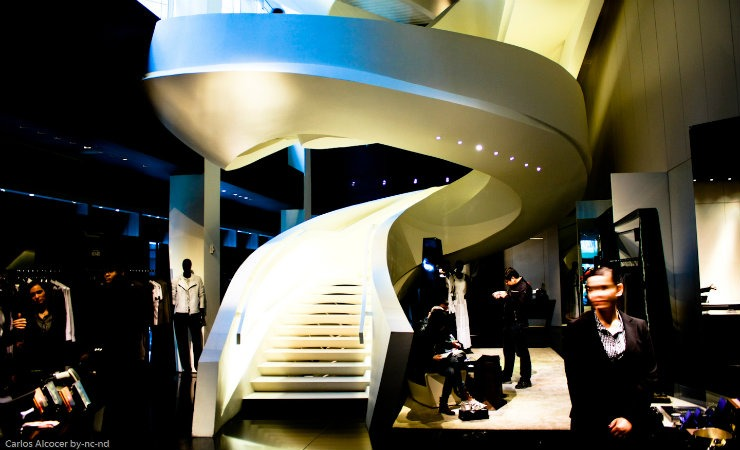 milan design week Milan Design Week/ Fuorisalone 2019 – Best Events & Parties Armani 5th Ave 3