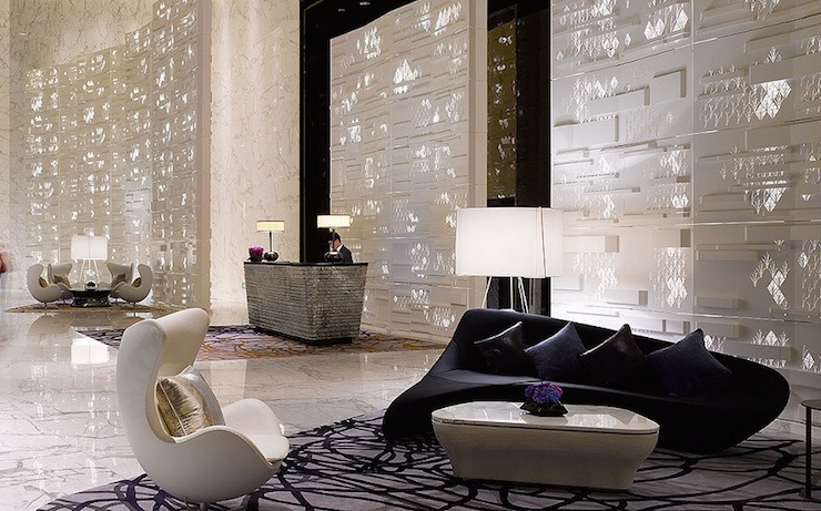 Four Seasons Hotel Guangzhou China Top Interior Designers Hirsch Bedner Ociates