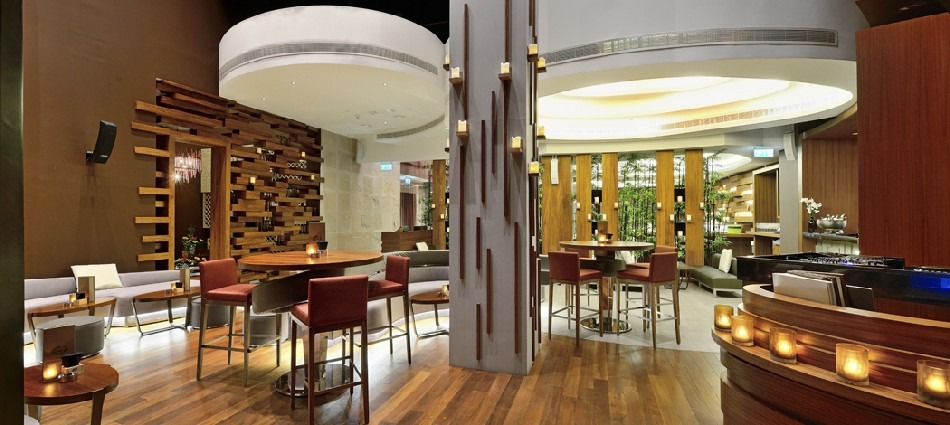 TOP DESIGNERS | REYAMI INTERIORS TOP DESIGNERS REYAMI INTERIORS koi restaurant featured
