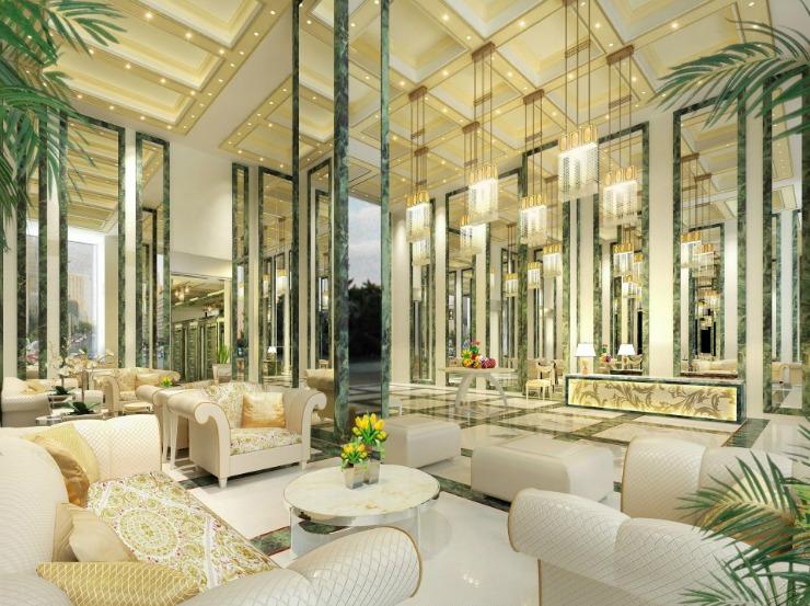 Biggest interior design firms in uae for Interior design consultants in uae