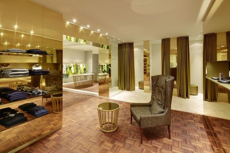Top Interior Designers Marc Heikaus La Donna Fashion Store By Heikaus Regensburg Germany5 Best Interior Designers