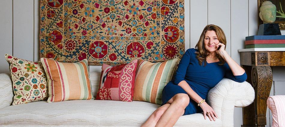 kathryn m. ireland Top Interior Designers | Kathryn M. Ireland lDRu a mAiCx