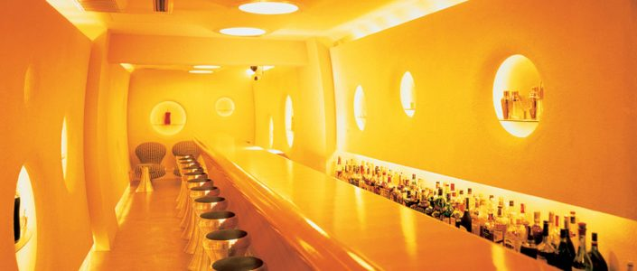 bestinteriordesigners-Top Interior Designers | Marc Newson- bar interior designers 100 Top Interior Designers From A to Z – Part 3 pod bar 001 705x300