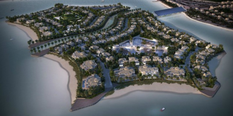 Falcon-Island-Masterplan-Emirates  Falcon Island: Second phase ready to lauch Falcon Island Masterplan Emirates