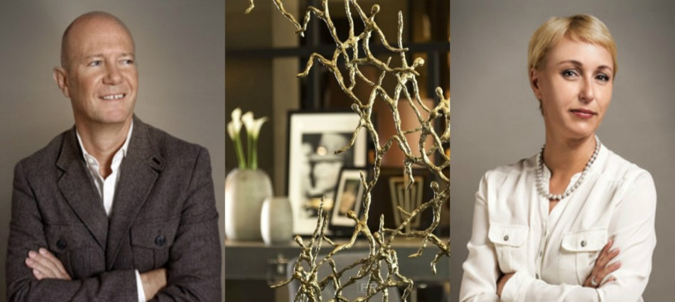 Markus Hilzinger and Isabella Hamann_feature  Top Interior Designers | Fine Rooms Markus Hilzinger and Isabella Hamann feature