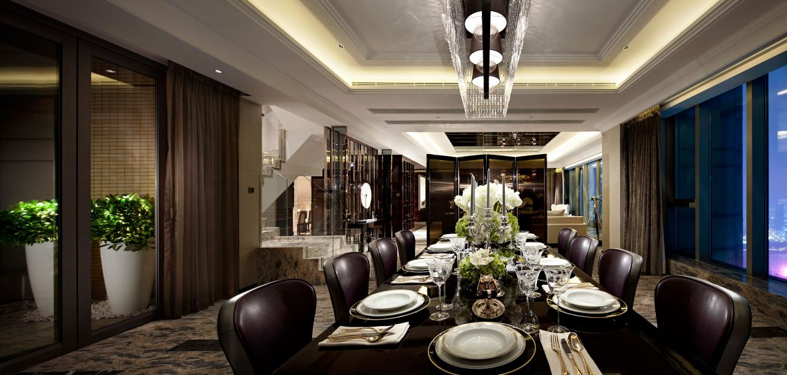 Top hong kong interior design firms for Famous interior designers