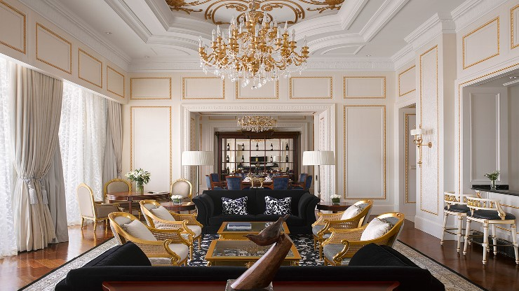Best hotel interior designers for Hotel interior design companies