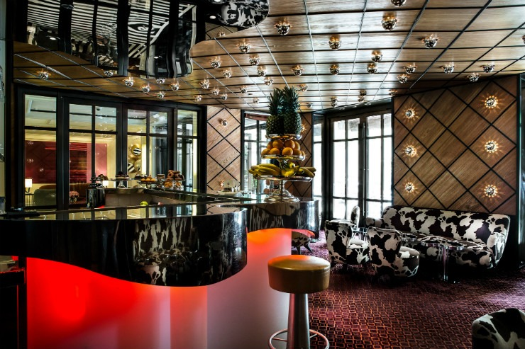 interior designers Top 100 Interior Designers & Architects of The World – Part 1 top interiro designers jacques grange project the mark bar