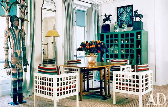 jacques grange 50 Best Interior Design Projects by Jacques Grange 14072829 167018427060973 966163457 n