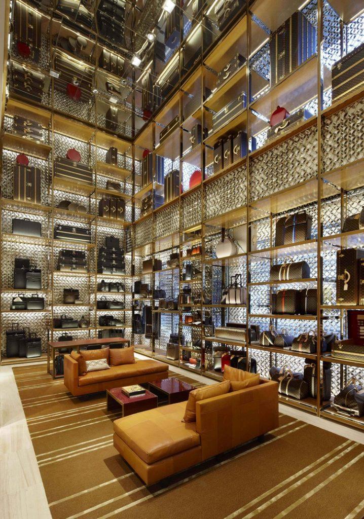 Best Interior Designers Peter Marino Louis Vuitton Store London Best Interior Designers