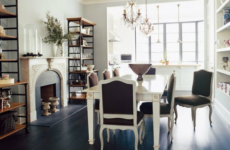 interior designers 100 Top Interior Designers From A to Z – Part 3 Nate Berkus Dining Room Ideas