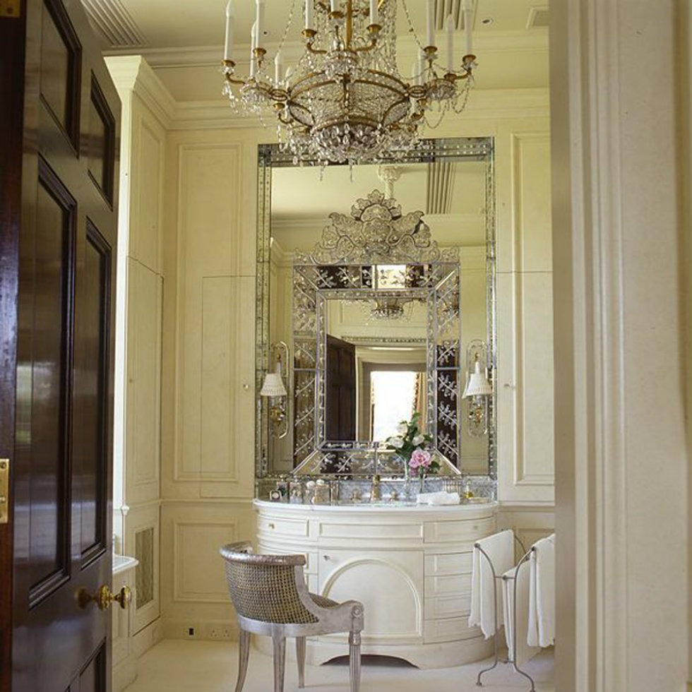 50 Best Interior Designs by Alberto Pinto interior designers How Great Interior Designers Use Mirror to Transform Rooms best interior designers alberto pinto bathroom venice mirror