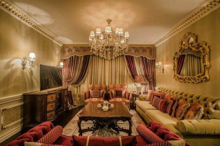 Merveilleux Top 5 Arabic Living Room Inspiration Best Interior Designers