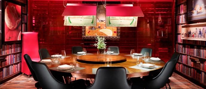 Interior Designers 100 Top Interior Designers From A to Z – Part 4 best interior designers 45 rockwell Jaleo restaurant Las Vegas 690x300