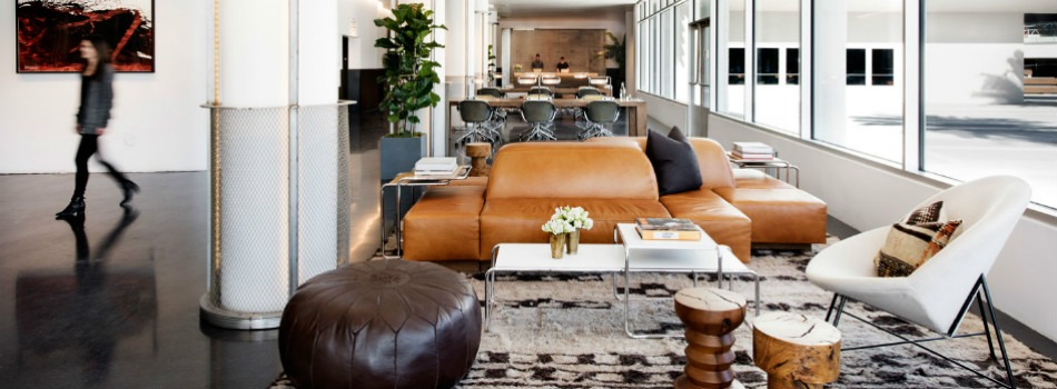 50 Best interior design projects by Rockwell Group best interior designers rockwell group NeueHouse Hollywood