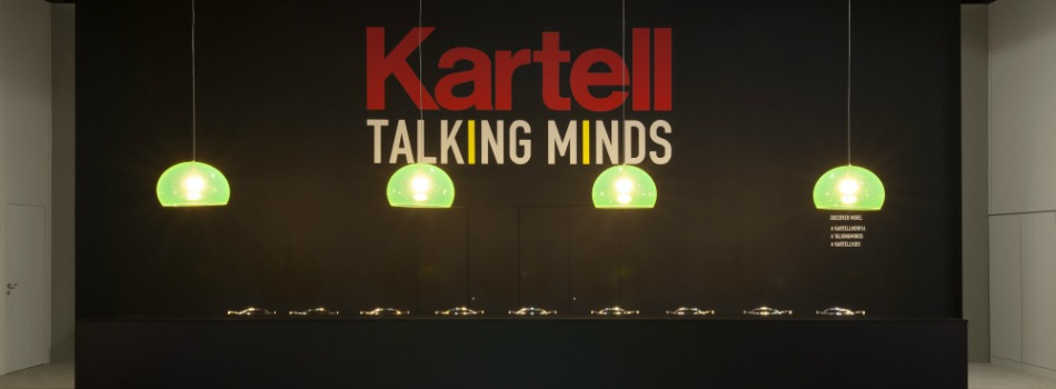 Kartell's Talking Minds at Salone del Mobile Best Interior Designers KartellTalkingMinds